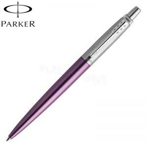 parker jotter core victoria violet pennen