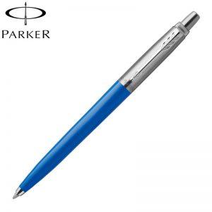 parker jotter original blue blauwe jotter pennen