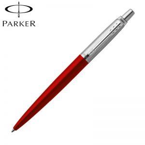 parker jotter standaard rood balpennen bedrukken