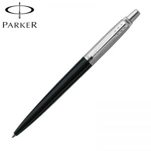 parker jotter standaard zwart pennen bedrukken